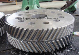 Hot Sale Scm430 Casting Steel Wheel pictures & photos