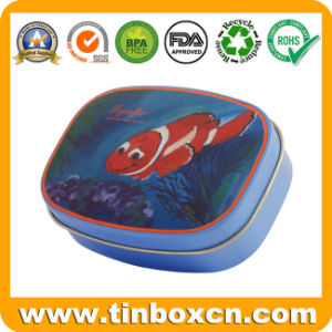 Metal Tin Container, Gift Tin Can, Food Tin Box pictures & photos