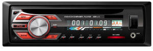 Single DIN Car CD DVD Disc FM Radio USB SD MP3 DVD Bluetooth Good Quality pictures & photos