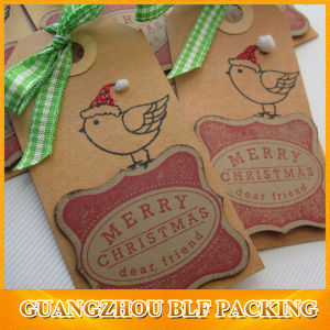 Paper Hang Tags Wholesale (BLF-T107) pictures & photos