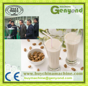 Automatic Cyperus Tiger Nut Milk Making Machine pictures & photos