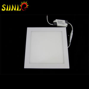 China Building LED Panel Light Manufacturers in China (SL-MBOO18) pictures & photos