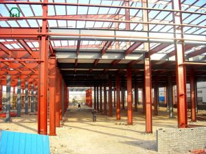 Steel Frame Barns for Storage pictures & photos