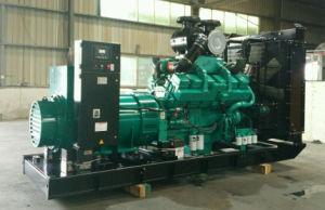 704kw Cummins Power Diesel Generator Sets pictures & photos