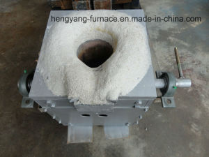 Small Melting Furnace for Iron, Steel, Copper pictures & photos