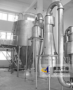 Swine Blood Meal Centrifugal Spray Drying Machine pictures & photos