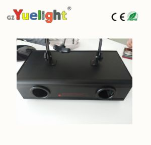 Hight Quality Cheap Price DMX Double Head Blue Laser Light Price pictures & photos