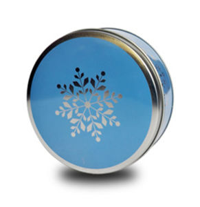 New Arrival Decorated Christmas Tin Box Cookie Candy Gift Box pictures & photos