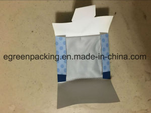 Custom Microfiber Lens Cleaning Cloth with Paper Sleeve pictures & photos