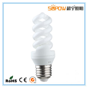 Full Spiral 11W T3 ESL/CFL Energy Saving Lamp pictures & photos