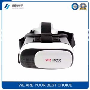 Factory Outlet Vr Virtual Reality 3D Glasses Headset Mobile Phone Intelligent Theater Vrbox Second Generation pictures & photos