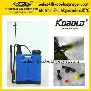 16L Plastic Hand Knapsack Sprayer pictures & photos