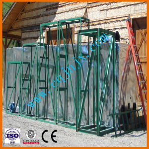 Low Sulfur Content Waste Motor Engine Oil to Diesel Grade Oil Catalyst Refinery pictures & photos