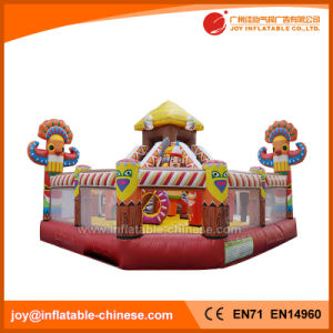2017 New Inflatable Fun Fair City Combo for Kids (T3-801) pictures & photos