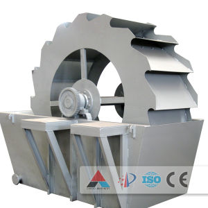 Wheel Sand Washing Machine for Sale pictures & photos
