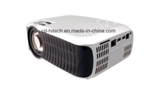 Beat Sales HD Projector with 3000 Lumnes for Classroom