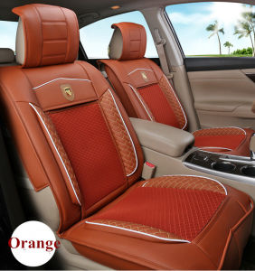 Car Accessory Car Mats and Black Color Car Seat Covers pictures & photos