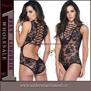 Most Seductive Mature Female Sexy Lingerie Women Underwear (TFQQ1101) pictures & photos