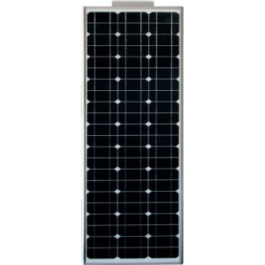 Time Control All in One Solar LED Street Light 12V 80W with Mono Solar Panel 3 Years Warranty pictures & photos