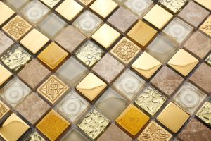 320X320mm Ceramic Mosaic in Foshan (ZAY2301) pictures & photos