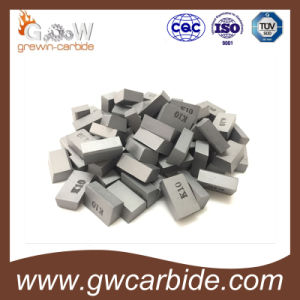 Tungsten Carbide Brazed Tips Yg6 Yg8 Yt5 pictures & photos