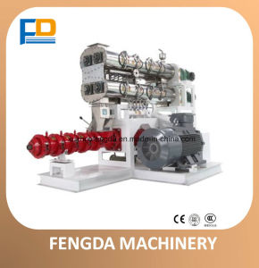 Single Screw Dry Extruder (EXT100G) for Feed Machine pictures & photos