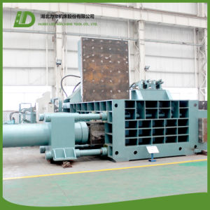 YB81-400 Hydraulic Baler for Scrap Metal Recycling pictures & photos