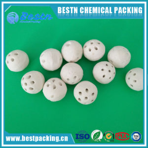 Porous Alumina Ceramic Ball for Hydroprocessing pictures & photos