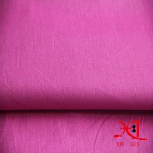 Soft Pure Color 100% Cotton Fabric for Garment/Suit pictures & photos