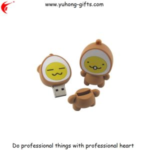 PVC USB Flash Drive for Promotion (YH-USB003) pictures & photos