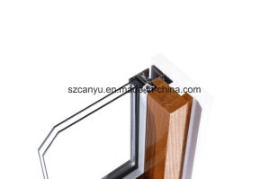 Aluminium Clad Wood French Casement pictures & photos