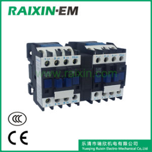 Raixin Cjx2-12n Mechanical Interlocking Reversing AC Contactor pictures & photos