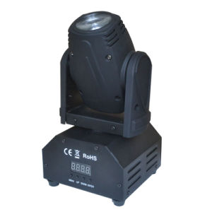 Special Effect 10W LED Beam Light Moving Head Stage Light pictures & photos