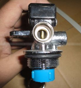 Dry Powder Fire Extinguisher Valve pictures & photos