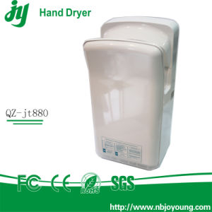 Bathroom UK High Speed Jet Dryer 1800W or 2000W Auto Sensor Hand Dryer pictures & photos