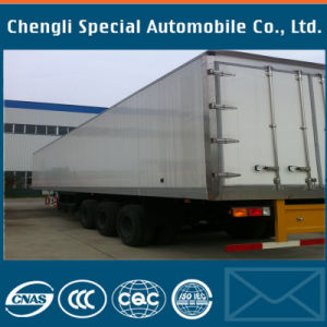 45FT Refrigerated Trailer Freezer Van Semi-Trailer 45feet Refrigerated Semi-Trailer pictures & photos