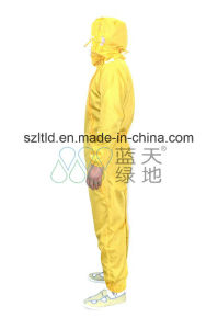 Antistatic Jumpsuit with Face Mask and Cap pictures & photos