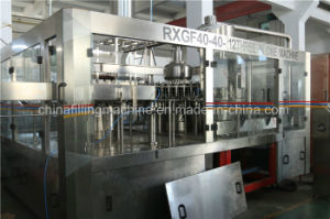 High Tech Bottle Juice Filling and Capping Equipment with PLC pictures & photos