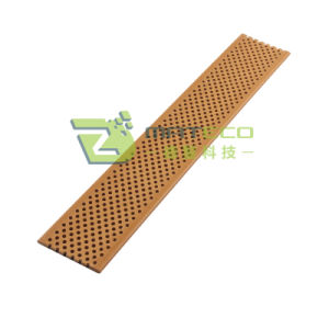Healthy Acoustic Panel for Building with SGS (Acoustic panel-50X3) pictures & photos