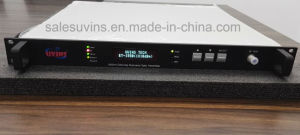 1550 CATV Optical Transmitter External Modulation 2X3dB/7dB/9dB/11dB pictures & photos