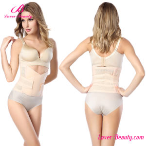 Shaping Unisex Nude Acrylic Strapless Waist Cincher pictures & photos