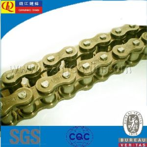 428 Gold Motorcycle Chain for Motorcycle Parts pictures & photos