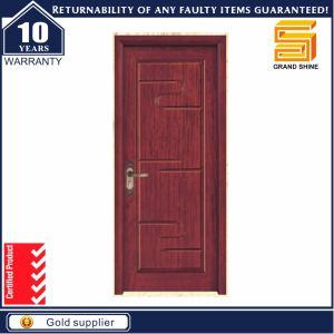 China Alibaba Supplier Top Quality Solid Wooden Door pictures & photos