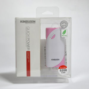 Model Kingleen-C365 Power Bank 5200mAh High Quality for Phone Dual USB 2A Output Factory Direct Sale pictures & photos