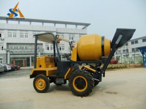 Mobile Concrete Mixer with Mixing Truck pictures & photos