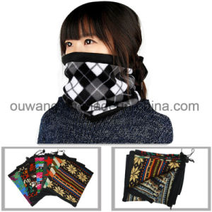 Promotional Multifunctional Custom Logo Printed Neck Warmer pictures & photos