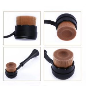Wholesale Professional 1PCS Round Standing Toothbrush Brush Set Makeup Brushes pictures & photos