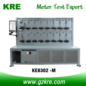 Class 0.05 16 position Three Phase Electric Meter Test Bench with ICT for I-P Closed Link Meter pictures & photos