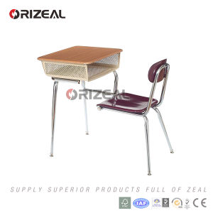 school desk and chair combo. commercial furniture metal wood plastic mdf combo school desk and chair