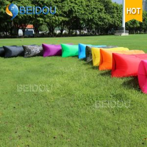 1-Mouth Inflatable Sleeping Bean Lazy Bag Laybag Air Sofa Bed pictures & photos